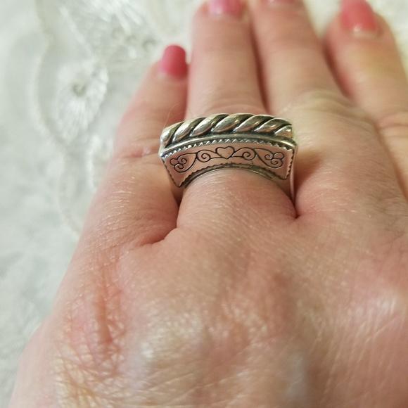 Brighton Jewelry - Retired Brighton Sterling Ring